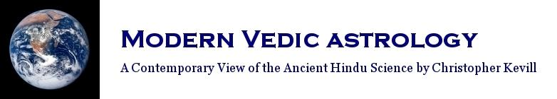 Introduction to Modern Vedic Astrology | Modern Vedic Astrology